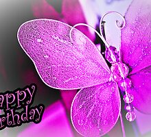 Birthday Card by Selina Ryles