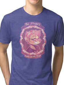Markiplier - Flower crown Tri-blend T-Shirt