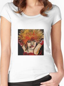 Freddie Women's Fitted Scoop T-Shirt