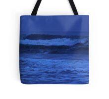 Night Surf Tote Bag