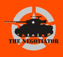 The Negotiator (U.S.) by DarkHorseDesign