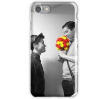 Klaine cosplay - Asian F iPhone Case/Skin