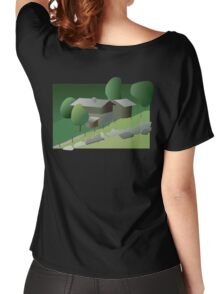 Once upon a time in Ballenberg (T-Shirt & iPhone case) Women's Relaxed Fit T-Shirt