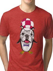 One Piece Sanji Tri-blend T-Shirt