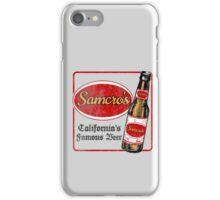 Samcro Beer Coaster iPhone Case/Skin