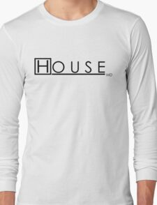 House MD  Long Sleeve T-Shirt