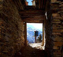 Upper Pisang/Manang route- Annapurna Trek by Breanna Stewart