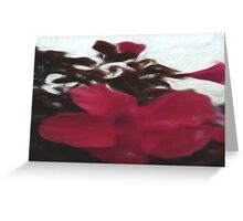 pink in  Greeting Card