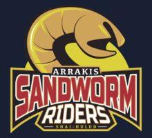 Sandworm Riders One Piece - Short Sleeve