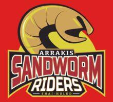 Sandworm Riders by Chema Bola8