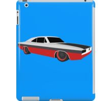 Dodge Charger 1969 iPad Case/Skin