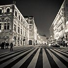 Streets of Vienna by Lidija Lolic