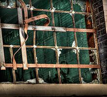 Lowertown Window by KBritt