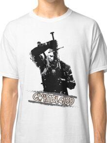 Gwynbleidd - the White Wolf Classic T-Shirt