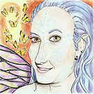 Stephanie summons the butterflies by Sally O'Dell