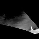 Calatrava Bridge Shadows by ragman
