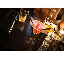 Wanna have a drink? Photographic Print