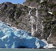 Glacial Blue by Gary L   Suddath