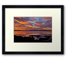 Beautiful Australia. 25-2-11 Framed Print