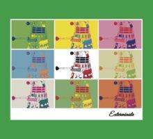 Dalek Warhol Kids Clothes