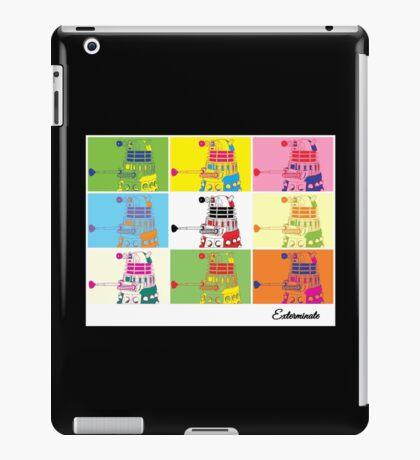 Dalek Warhol iPad Case/Skin