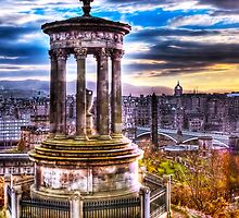 Dugald Stewart Monument by Don Alexander Lumsden (Echo7)