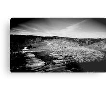 Colorado Springs Metal Print