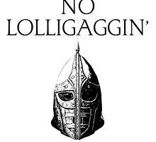 Skyrim | No Lolligaggin' by Shaun Finbarr Swann
