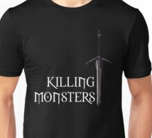 The Witcher | Killing Monsters Unisex T-Shirt