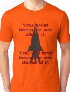 Mass Effect | Reaper Unisex T-Shirt