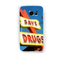 Save drugs Samsung Galaxy Case/Skin