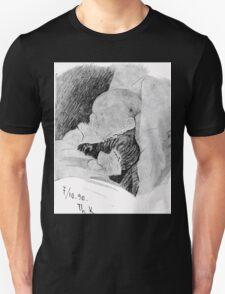 Theodor Kittelsen Ingrid portrait of baby 1890 T-Shirt