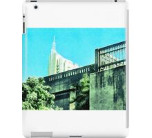 Silicon lab iPad Case/Skin
