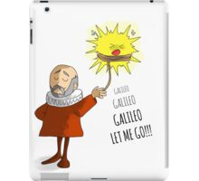 Galileo iPad Case/Skin