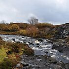 Treaslane River, Isle of Skye by Rupert Connor