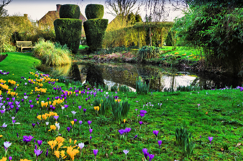 English Country Garden 2 by JEZ22