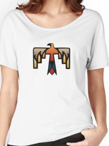 Thunderbird - Native American Indian Symbol Women's Relaxed Fit T-Shirt