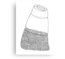pepper shaker Canvas Print