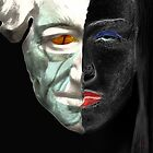 "Face of humanity ""Mask series"" by Martin Dingli"