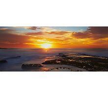 Sunrise- Maroubra Beach Photographic Print