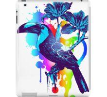 Rainbow Toucan iPad Case/Skin