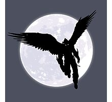 Moon Devil Jin Photographic Print