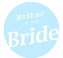 Mother of the Bride by ineslira