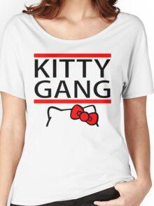 Kitty Gang Women's Relaxed Fit T-Shirt