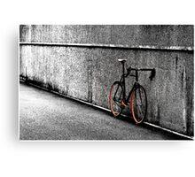 Urban Bike Canvas Print