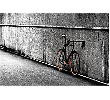 Urban Bike Photographic Print