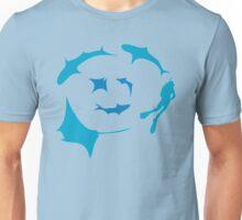 'Circling' - T-shirt for dive gods :) Unisex T-Shirt