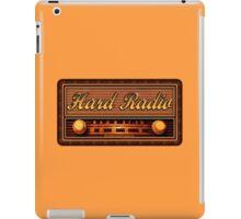 Vintage Hard Rock Radio Station iPad Case/Skin