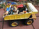 Truck Full Of Men by John Douglas
