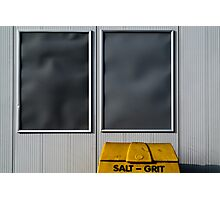 SALT-GRIT Photographic Print